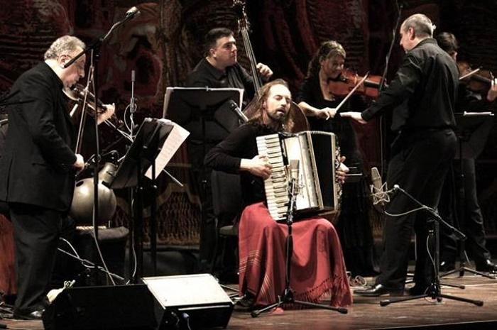 Chango Spasiuk: chamamé de gala junto a la sinfónica