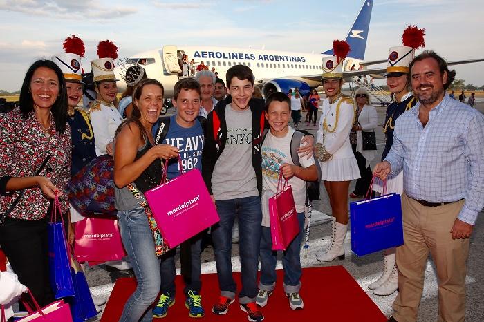Destacan el impacto de los vuelos de Córdoba, Tucumán y Rosario