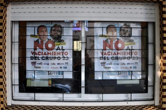 """El Argentino: """"Los trabajadores no vamos a ser extorsionados"""""""