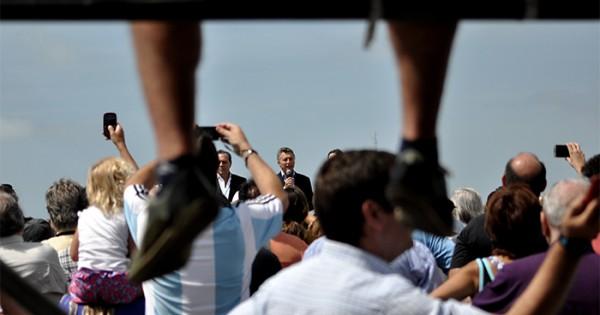 Macri volvió a anunciar el saneamiento del viejo basural