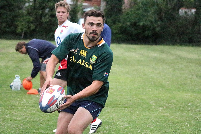 Rugby: la selección local puso primera