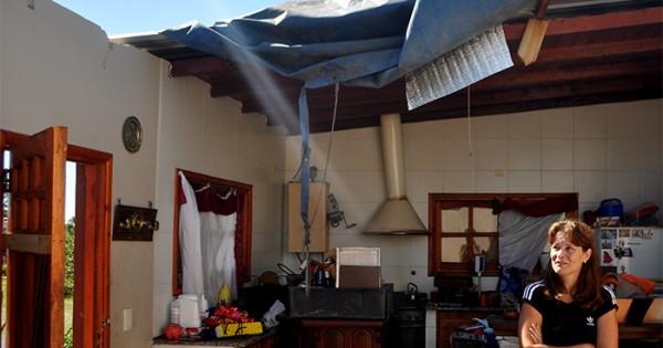 """Tornado en La Trinidad: """"Nunca imaginé vivir algo así"""""""
