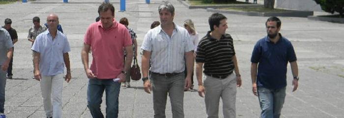 """Afirman que Pulti dejó una """"gran desidia"""" en el Parque de Deportes"""