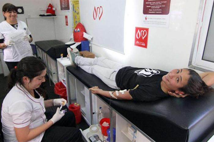 Lanzan campaña para fomentar la donación de sangre