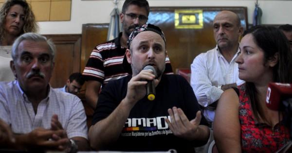 "Ataques neonazis: ""Me quieren matar, quieren asesinarme"""