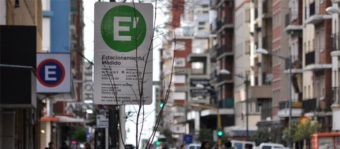 Estacionamiento medido: más de 3500 multas por no pagar