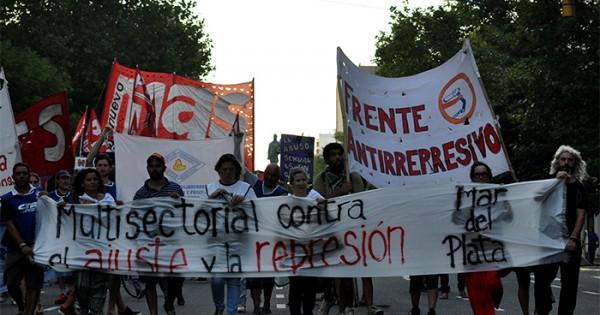 Tomar la calle contra el ajuste, los tarifazos y la represión