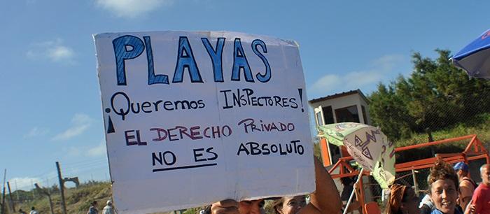 Playas públicas: ratifican al juez que dispuso la medida cautelar
