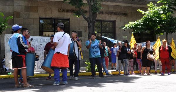 """""""Somos cooperativistas precarizados por el Municipio"""""""