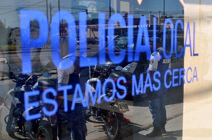 """Policía local: """"Con 1500 efectivos estaría bien"""""""