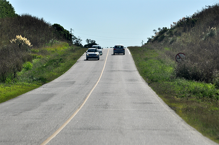 Ruta 88: la Defensoría pide informes sobre las obras