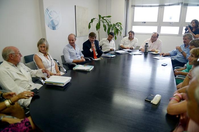 """""""Vinimos a hacer funcionar el Inidep y reanudar las campañas"""""""