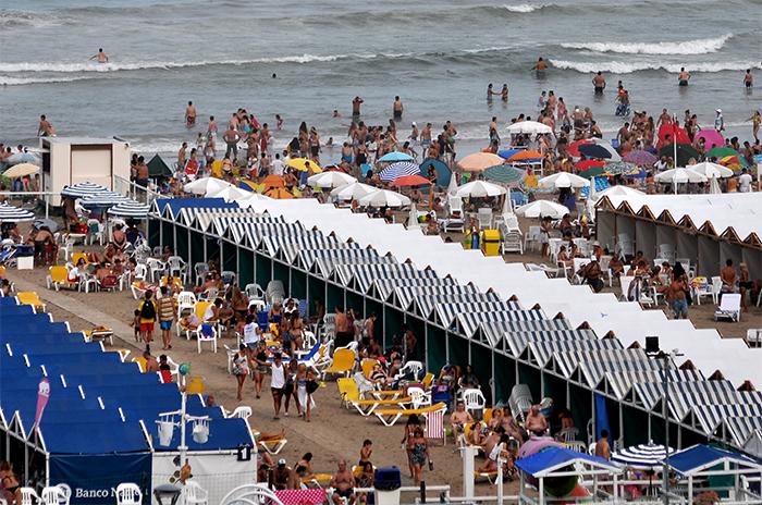 Un estudio marca el malestar por la falta de playas públicas