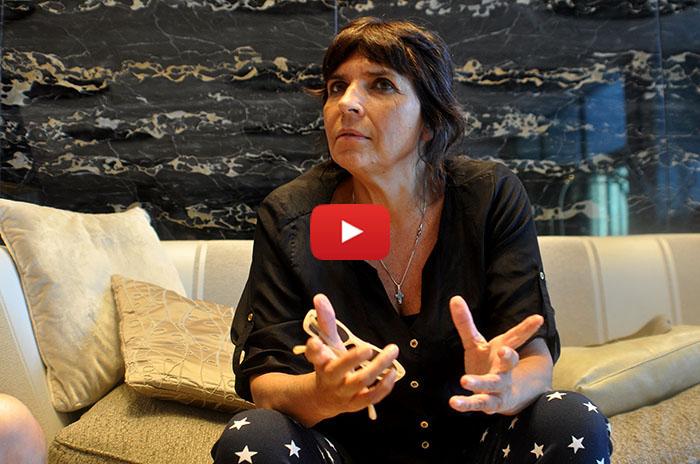 """Silvia Mercado: """"No habría peronismo sin relato"""""""