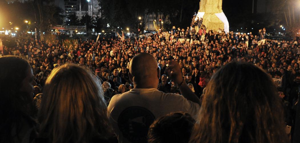 """""""Memoria, Verdad y Justicia"""" a 40 años"""