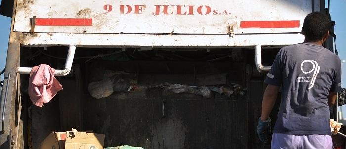 """El gobierno y la 9 de Julio: """"No estamos satisfechos para nada"""""""