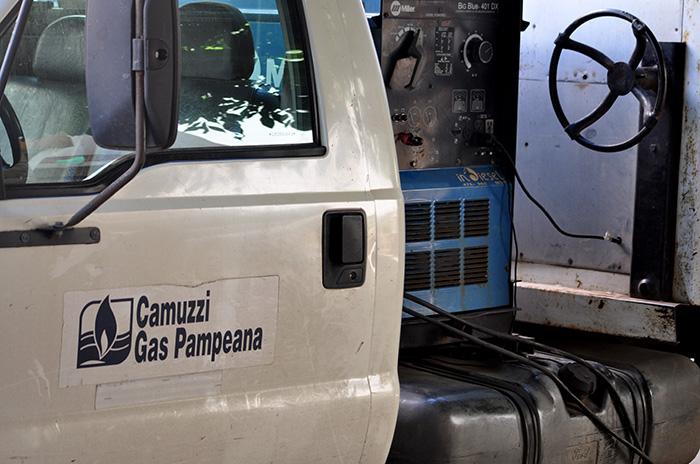 """Gas: """"Hay que hacer las obras, hasta ahora sigue todo igual"""""""