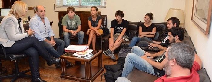 Boleto Universitario: el Ejecutivo y la FUM darán forma al proyecto