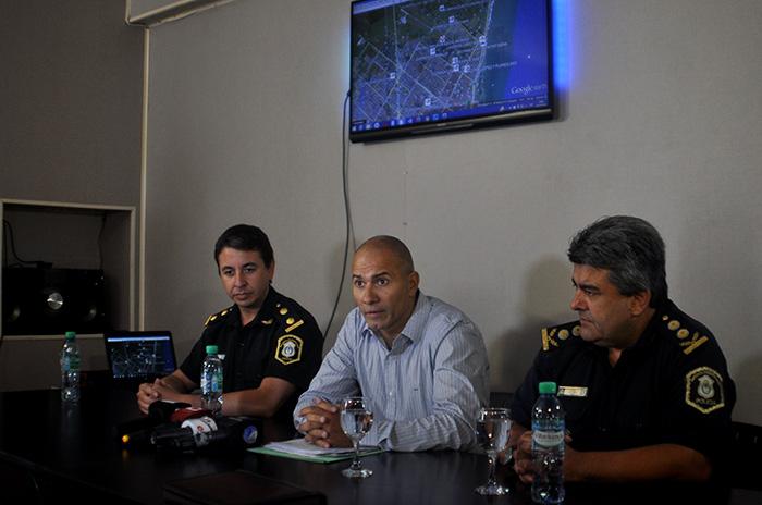 Cayó banda que cometía entraderas: dos detenidos