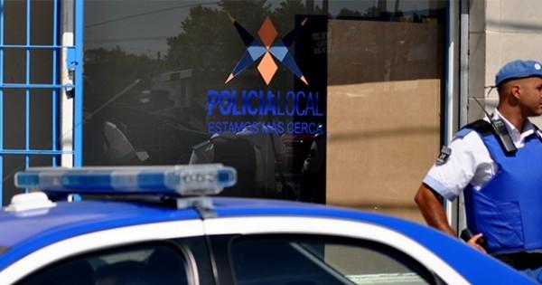 Policía local: 1,5 detenciones por día, la mayoría en la calle