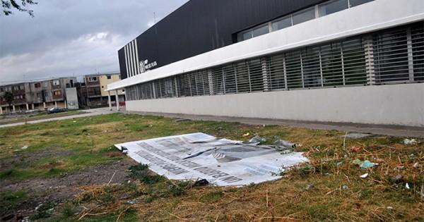 """Polideportivo Centenario: crece el deterioro por """"inacción municipal"""""""