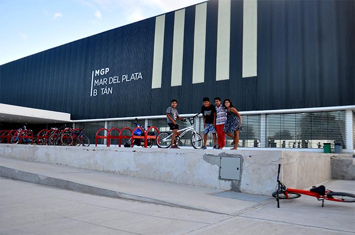 Polideportivos barriales: el logro de la inclusión en la periferia