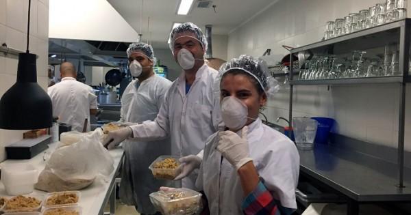 Proyecto Plato Lleno: la comida no se tira