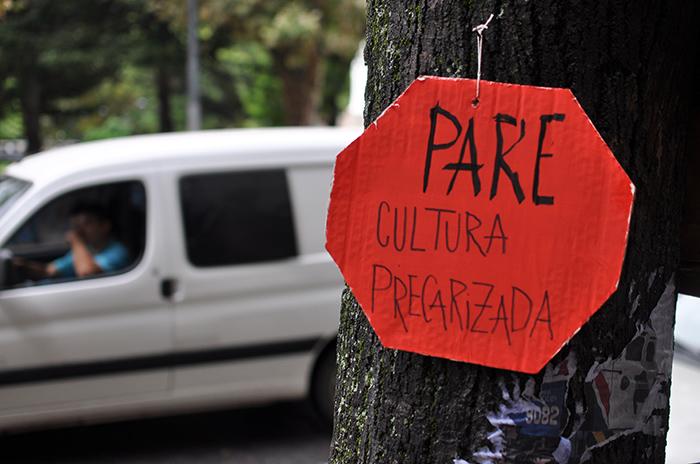 """Artistas en cuarentena: comparten """"haikus locales"""" para visibilizar la precarización"""