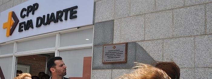 """Eva Duarte: """"Falta una decisión política para avanzar"""""""
