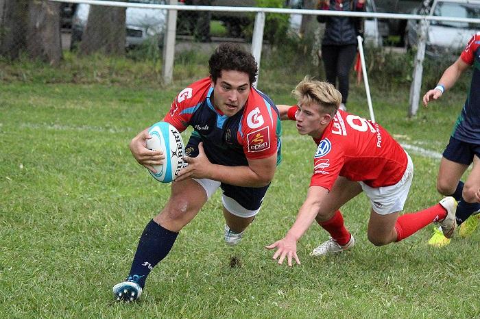"""Rugby: """"Cordobazo"""" de los pibes"""
