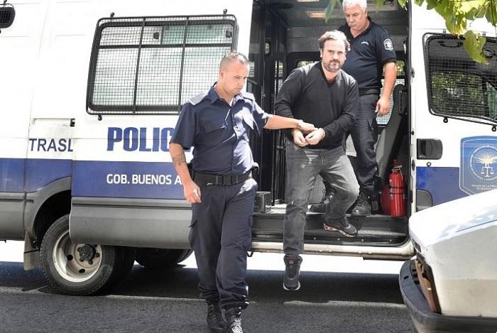 "Emiliano Giri detenido: ""Soy inocente"""