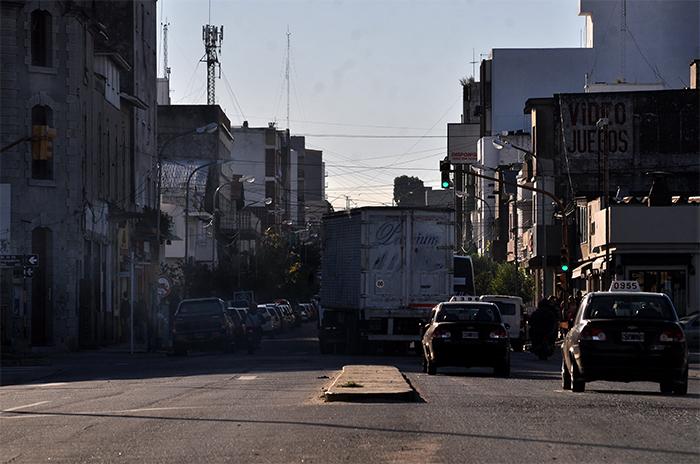 """Delegación Puerto: """"Hay unas 400 cuadras en estado crítico"""""""