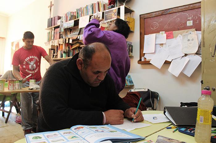Desayunador Don Bosco: reparar vínculos para salir de la calle
