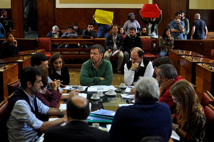 Boleto: con aval del oficialismo, avanzó en Legislación