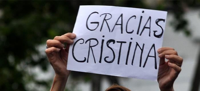 El kirchnerismo y una caravana en apoyo a CFK