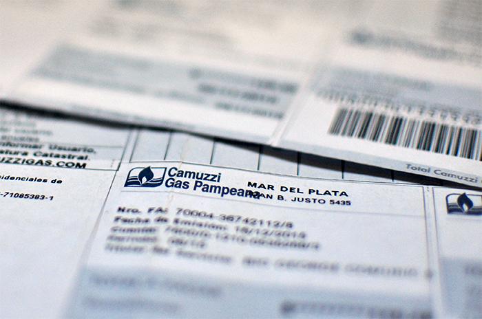 La factura de gas se podrá pagar en cuatro cuotas mensuales