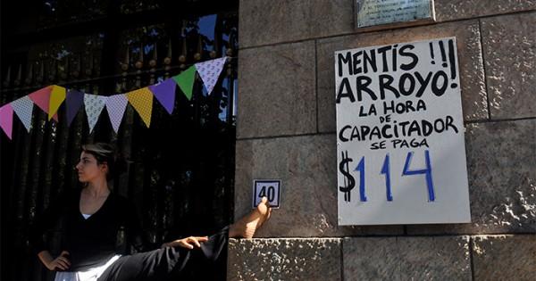 La deuda con trabajadores de la cultura supera los $2 millones