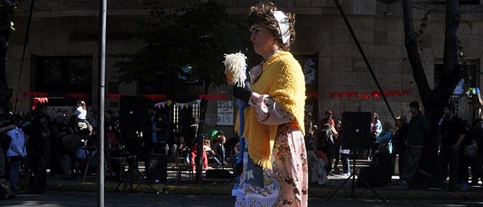 """Tras las protestas, también un festival """"en defensa de la cultura"""""""
