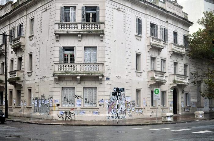 Quejas por la presencia de Prefectura en el Instituto de Arte