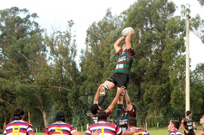 Rugby: buena jornada para los equipos marplatenses