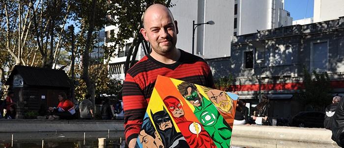 """Artista denuncia que Cultura no lo deja trabajar """"por un capricho"""""""