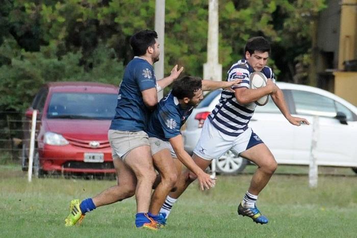 Una jornada a puro rugby