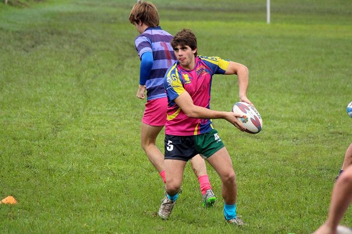 Rugby: el seleccionado juvenil va por la final