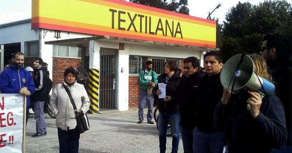"""Textilana: tras la muerte de Todisco, """"sigue el atropello"""""""