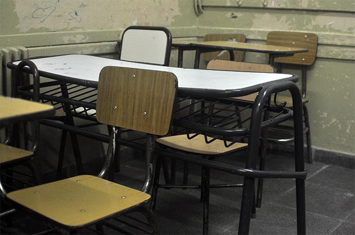 """Escuelas en crisis: """"Llamamos a la comunidad a unir los reclamos"""""""