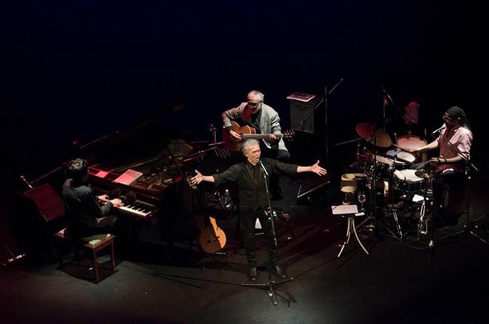 Jairo, con clásicos de la canción francesa en jazz