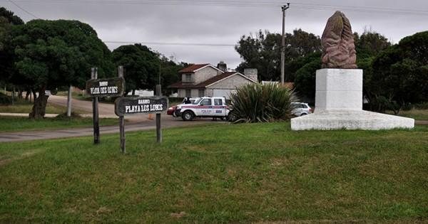 Detuvieron a un hombre por la violación en Playa Los Lobos