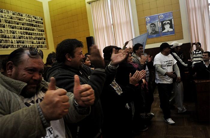 CHORIPANEROS EN EL HCD CONCEJO DELIBERANTE 06