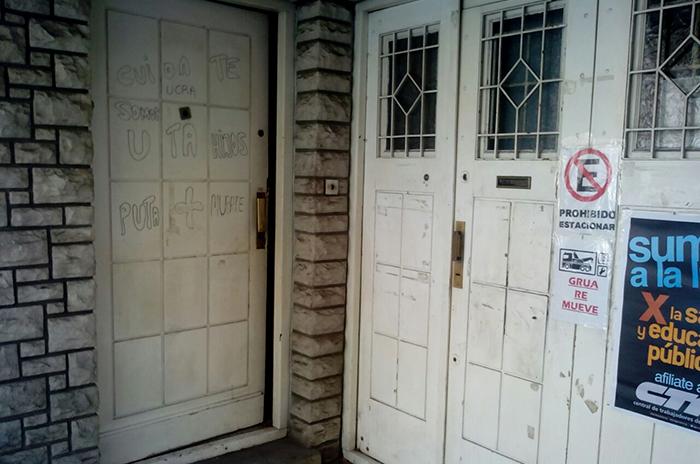 Interna sindical: escracharon la CTA con amenazas a la UCRA