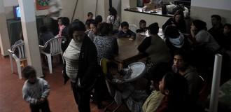 Centros de evacuados: necesidad, organización y ayuda